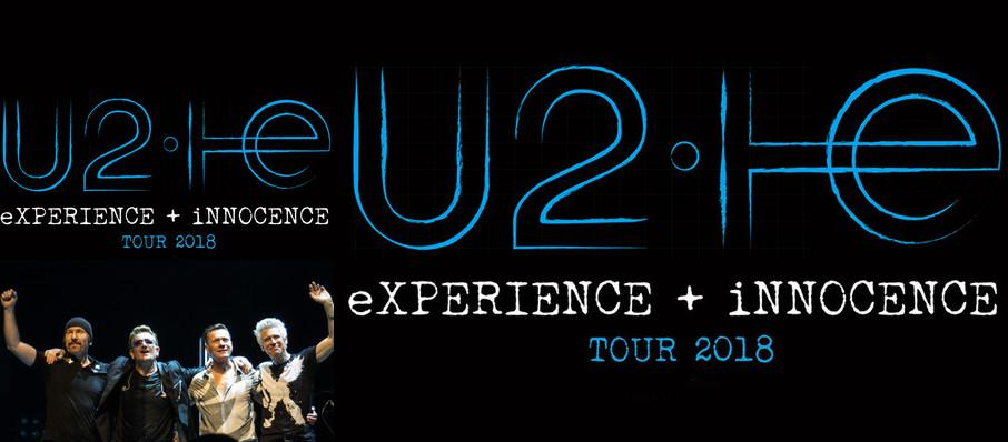 U2 Concert Tickets for 2-002
