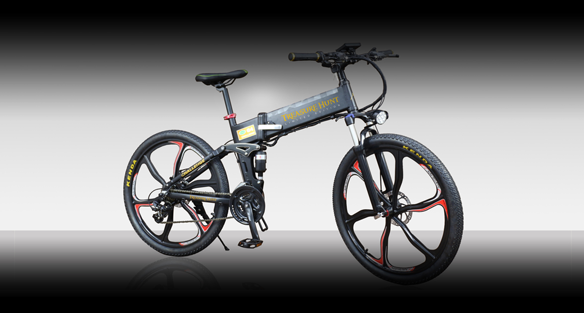 Custom Electric Bike-0923